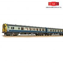Branchline 31-427C Class 411 4-CEP 4-Car EMU 7106 BR Blue & Grey - Weathered