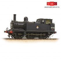 Branchline 31-435 MR 1F Tank Enclosed Cab 41726 BR Black (Early Emblem)