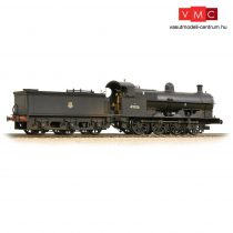 Branchline 31-481 LNWR G2A Open Cab 49106 BR Black (Early Emblem) - Weathered