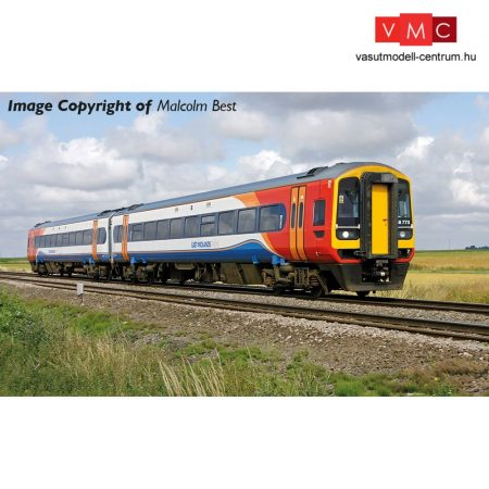Branchline 31-518 Class 158 2-Car DMU 158773 East Midlands Trains