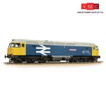 Branchline 31-665 Class 47/7 47711 'Greyfriars Bobby' BR Blue (Large Logo)