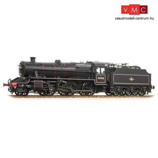 Branchline 31-692 LMS 5MT 'Stanier Mogul' 42968 BR Lined Black (Late Crest)
