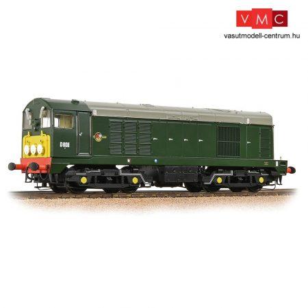 Branchline 32-027B Class 20/0 Disc Headcode D8011 BR Green (Small Yellow Panels)