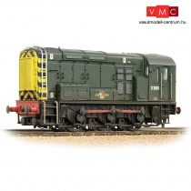 Branchline 32-116B Class 08 D3881 BR Green (Wasp Stripes) - Weathered