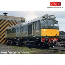 Branchline 32-341 Class 25/2 D5282 BR Two-Tone Green (Small Yellow Panels)