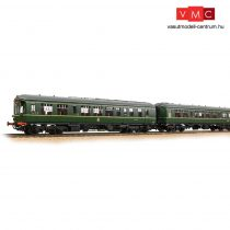Branchline 32-518 Derby Lightweight 2-Car DMU BR Green (Early Emblem)