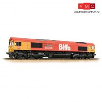 Branchline 32-741 Class 66/7 66783 'The Flying Dustman' GBRf 'Biffa' Red