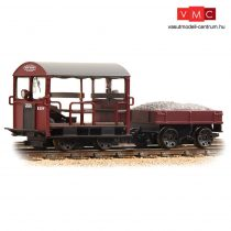 Branchline 32-991 Wickham Type 27 Trolley Car BR Maroon
