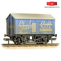 Branchline 33-179B 10T Covered Salt Wagon 'Shaka Salt' Blue - Weathered