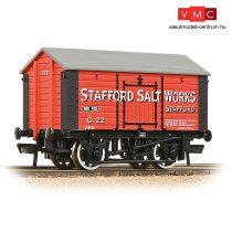 Branchline 33-181A 10T Covered Salt Wagon 'Stafford Salt Works' Red