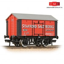 Branchline 33-181A 10T Covered Salt Wagon 'Stafford Salt Works' Red