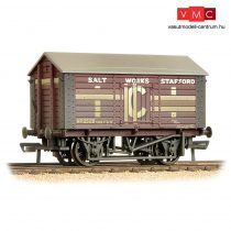 Branchline 33-186 10T Covered Salt Wagon 'ICI' Maroon - Weathered