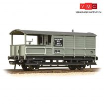 Branchline 33-306D GWR 20T 'Toad' Brake Van BR Grey (Early)