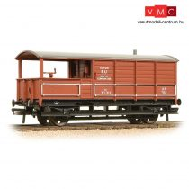 Branchline 33-307A GWR 20T 'Toad' Brake Van BR Bauxite (Early)