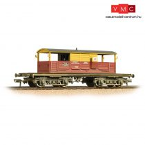Branchline 33-831 SR 25T 'Queen Mary' Brake Van BR Departmental SatLink - Weathered