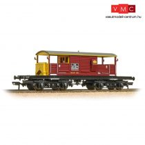 Branchline 33-832 SR 25T 'Queen Mary' Brake Van EWS