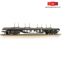 Branchline 33-856E 30T Bogie Bolster BR Grey (Early) - Weathered
