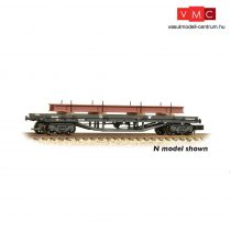 Branchline 33-927A 30T Bogie Bolster GWR Grey - Includes Wagon Load