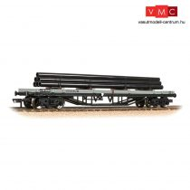 Branchline 33-929C 30T Bogie Bolster BR Grey (Early) - Includes Wagon Load
