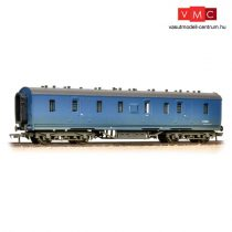 Branchline 34-328A LMS Stanier 50ft Full Brake BR Blue - Weathered
