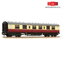 Branchline 34-411 LNER Thompson Composite Corridor BR Crimson & Cream