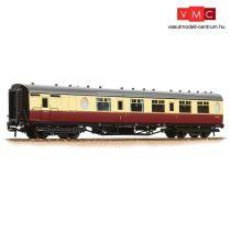 Branchline 34-436 LNER Thompson Brake Composite Corridor BR Crimson & Cream