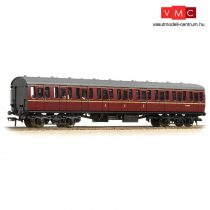 Branchline 34-700C BR Mk1 57ft 'Suburban' C Composite BR Maroon - Includes Passenger Figures