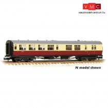 Branchline 34-727 SR Bulleid Brake Third Semi-Open 15'' Vents BR Crimson & Cream