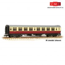 Branchline 34-776 SR Bulleid Third Corridor 15'' Vents BR Crimson & Cream
