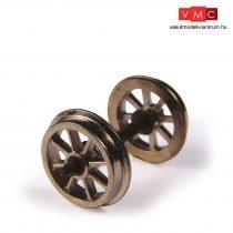 Branchline 36-014 Metal Spoked Wagon Wheels (x10)