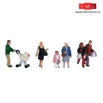 Branchline 36-046 Shopping Figures