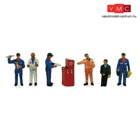 Branchline 36-051 Traction Maintenance Depot Workers