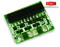 Branchline 36-058 21 Pin Decoder Blanking Plate (x10)