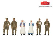 Branchline 36-409 WW1 Medical Staff and Soldiers