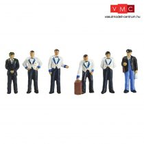 Branchline 36-420 Midland Pullman Stewards and Train Crew