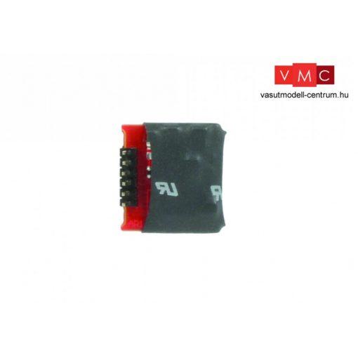 Branchline 36-556RA E-Z Command 90° 6 Pin DCC Decoder (DC Compatible) + Back EMF