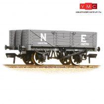 Branchline 37-069 5 Plank Wagon Wooden Floor LNER Grey