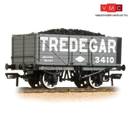 Branchline 37-091 7 Plank Wagon End Door 'Tredegar' Grey - Includes Wagon Load