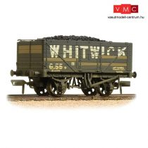 Branchline 37-092 7 Plank Wagon End Door 'Whitwick' Grey - Weathered - Includes Wagon Load
