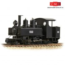 Branchline 391-025A Baldwin 10-12-D Tank 542 Railway Operating Division Black