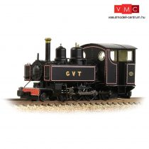 Branchline 391-029 Baldwin 10-12-D Tank Glyn Valley Tramway Lined Black