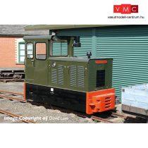 Branchline 392-026 Baguley-Drewry 70hp Diesel Green
