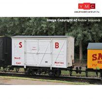 Branchline 393-127 RNAD Van Statfold Barn Railway White 'MICA B'