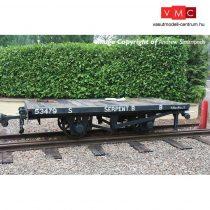 Branchline 393-176 RNAD Flat Wagon Statfold Barn Railway Grey 'Serpent B'