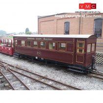 Branchline 394-025 Gloucester Bogie Coach Ashover L. R. Crimson