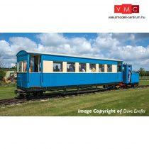 Branchline 394-026 Gloucester Bogie Coach Lincolnshire Coast L. R. Blue & Cream