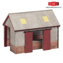 Branchline 44-0022 Corrugated Goods Shed