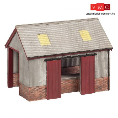 Branchline 44-0022 Corrugated Goods Shed