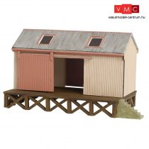 Branchline 44-006 Corrugated Goods Shed