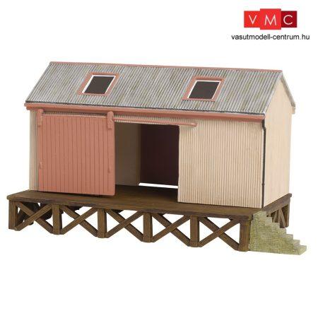 Branchline 44-006 Corrugated Goods Shed